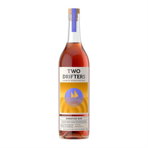Two Drifters Signature Rum 70cl Image 1