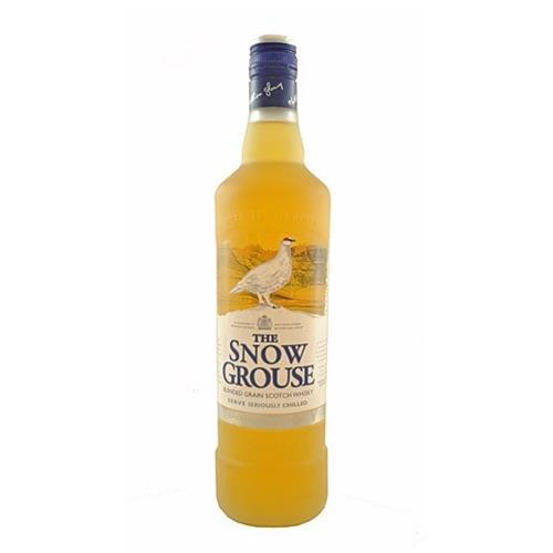 The Snow Grouse Blended Grain Whisky 40% 70cl Image 1