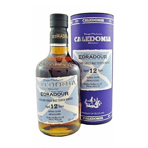 Caledonia Edradour 12 years old 46% 70cl Image 1