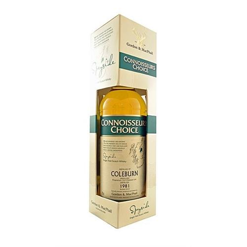 Coleburn 1981 Connoisseurs Choice 43% 70cl Image 1