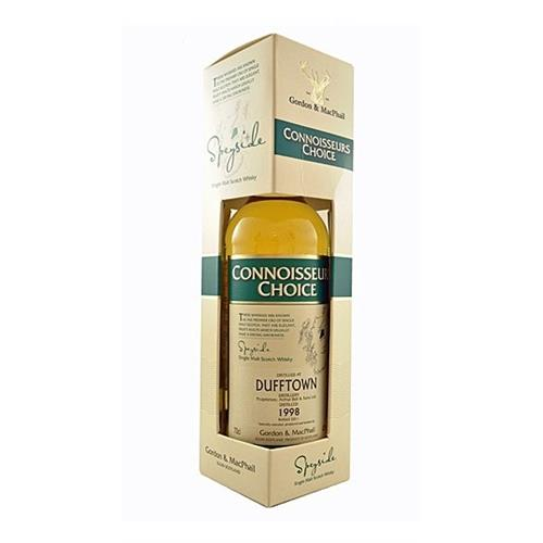 Dufftown 1999 Connoisseurs Choice 43% 70cl Image 1