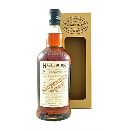 Hazelburn 8 years old Sauternes wood Distilled 2002 55.9% 70cl Image 1