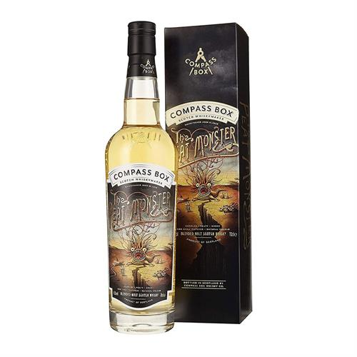 Compass Box The Peat Monster 70cl Image 1