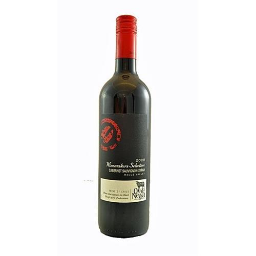 Oveja Negra Cabernet Sauvignon Syrah Wine Makers Selection 75cl Image 1