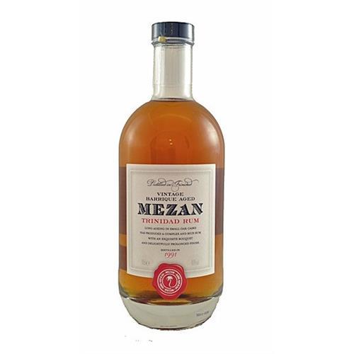 Mezan Trinidad 1991 Vintage Rum 40% 70cl Image 1