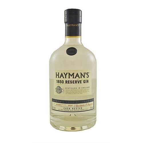 Haymans 1850 Reserve Gin 40% 70cl Image 1