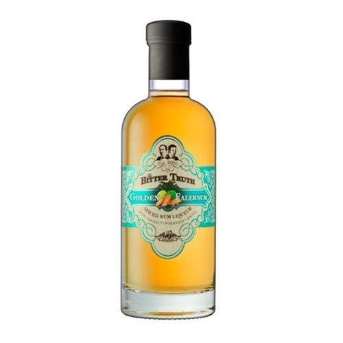 Golden Falernum Spiced Rum Liqueur The Bitter Truth 18% 50cl Image 1