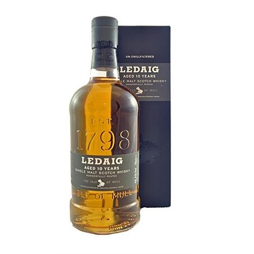 Ledaig 10 years old 46.3% 70cl Image 1