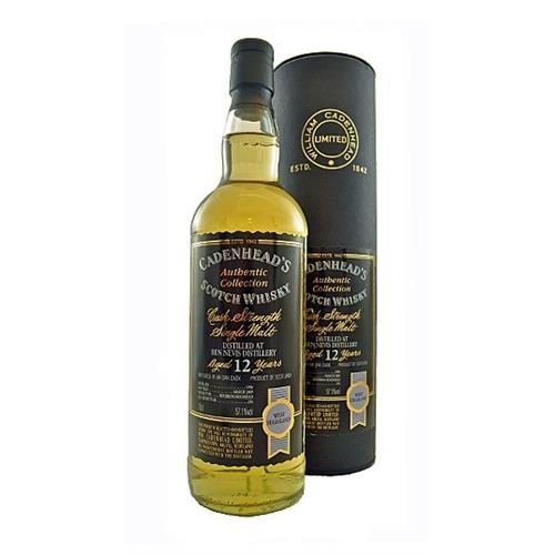 Ben Nevis 12 years old 1996 Cadenheads 57.1% 70cl Image 1