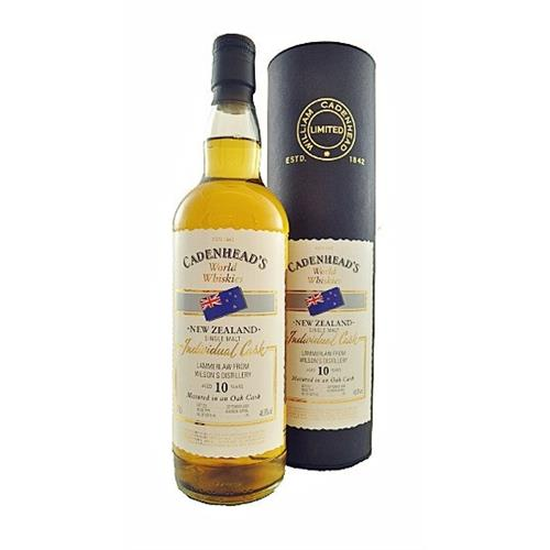 Lammerlaw 10 years old Wilson distillery 46.8% 70cl Image 1