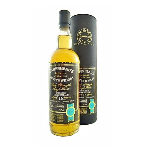 Ledaig 16 years old 1993 Cadenheads 55.7% 70cl Image 1