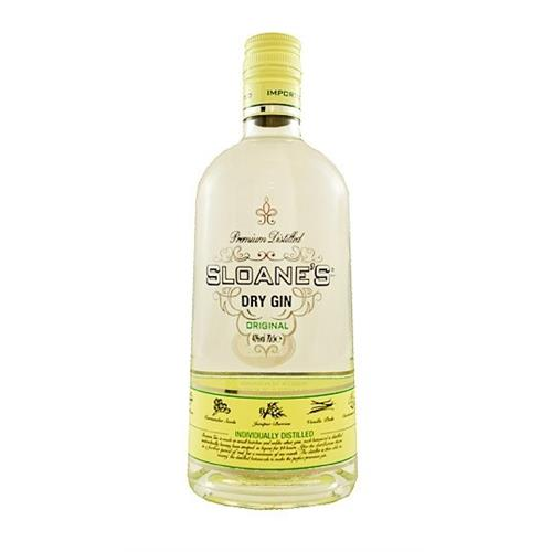 Sloanes Dry Gin 40% 70cl Image 1