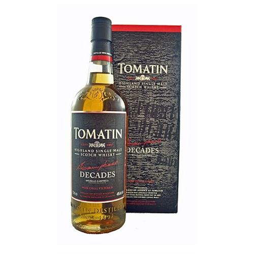 Tomatin Decades 46% 70cl Image 1