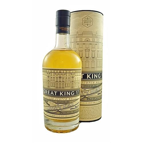 Compass Box Great King Street Artist Blended Whisky 43% 50cl Image 1