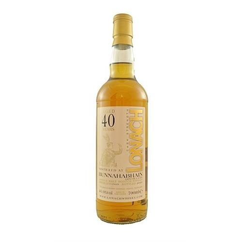 Bunnahabhain 40 years old 1969 Lonarch 40% 70cl Image 1