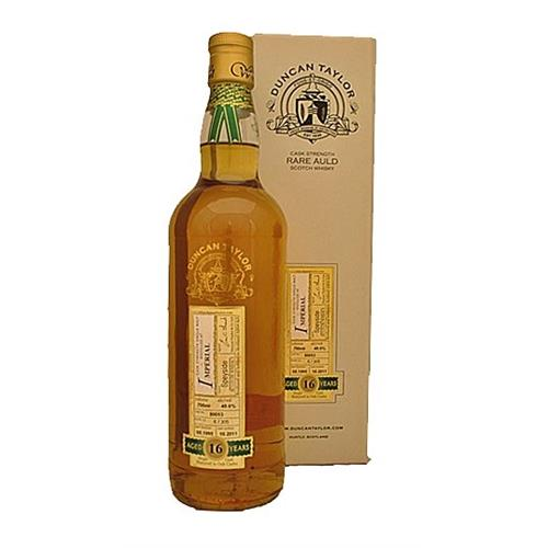 Imperial 16 years old 1995 Duncan Taylor 49.6% 70cl Image 1
