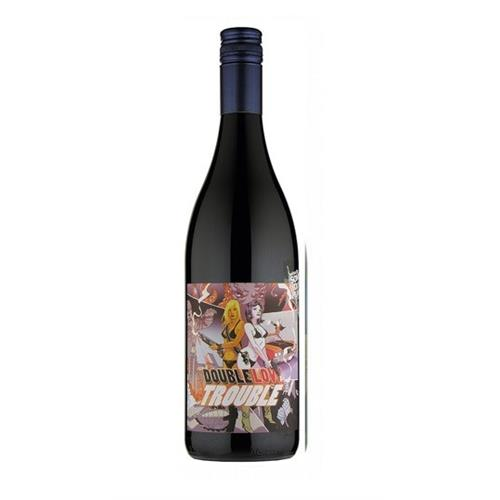 Double Love Trouble Tempranillo shiraz Some Young Punks 75cl Image 1