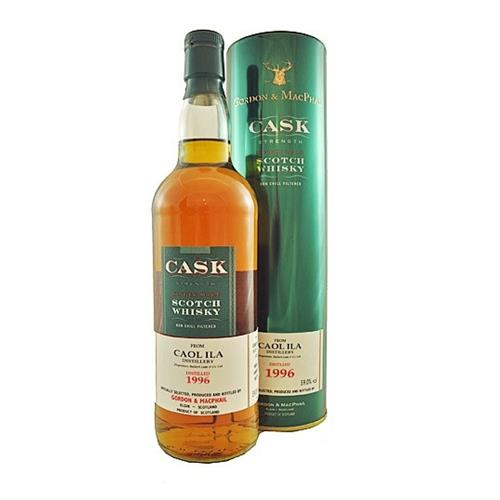 Caol Ila Cask Strength 1996 59% 70cl Image 1