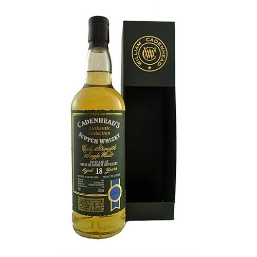 Bruichladdich 18 years old 1993 Cadenheads 53% 70cl Image 1