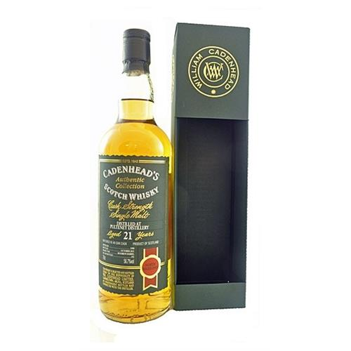 Old Pulteney 21 years old 1990 Cadenheads 56.7% 70cl Image 1