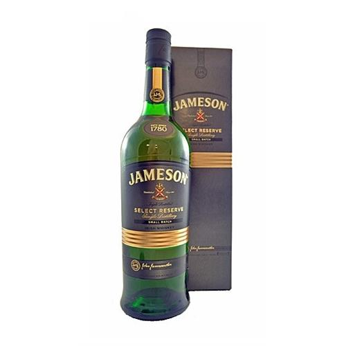 Jameson Select Reserve Small Batch 40% 70cl Image 1