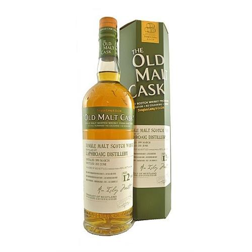 Laphroaig 1999 12 years old Old Malt Cask 50% 70cl Image 1