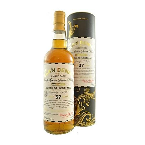 The Clan Denny North of Scotland 1972 Single Grain Whisky 50.6% 70cl Image 1