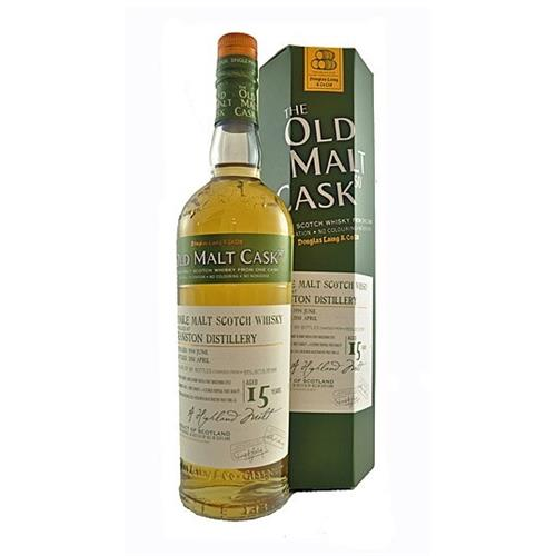 Deanston 1994 15 years old Old Malt Cask 50% 70cl Image 1