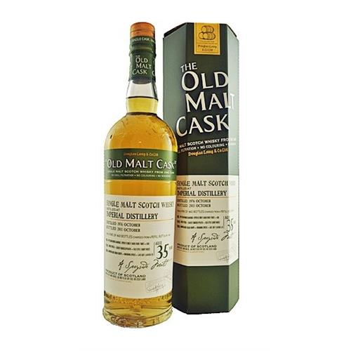Imperial 1976 35 years old Old Malt Cask 50% 70cl Image 1