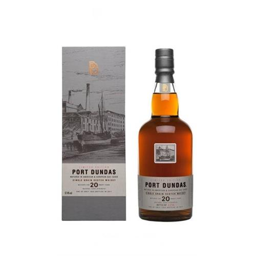 Port Dundas 20 years old 57.4% 2011 Release Image 1