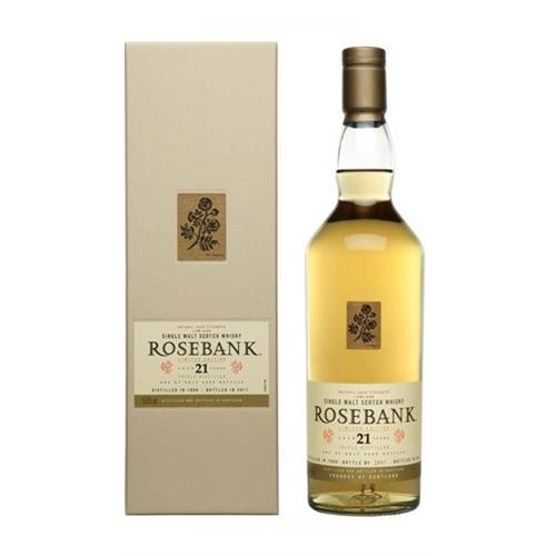 Rosebank 21 years old 53.8% vol 2011 Release Image 1