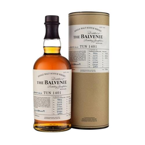 Balvenie Tun 1401 Batch No.2 50.6% 70cl Image 1