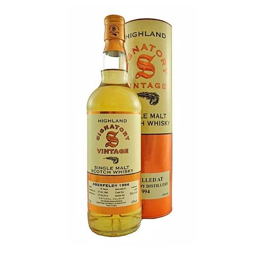Aberfeldy 1994 16 years old 43% 70cl Image 1