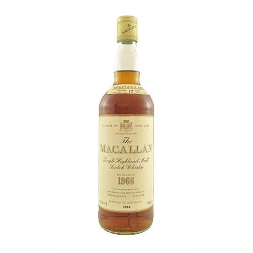 Macallan 1966 17 years old 43% 75cl Image 1