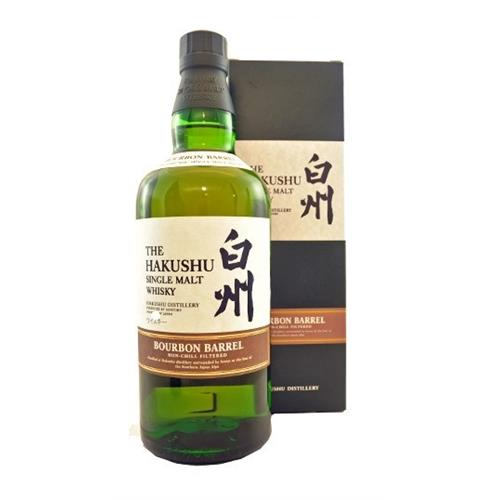 The Hakushu Bourbon Barrel 48.2% vol Suntory 70cl Image 1