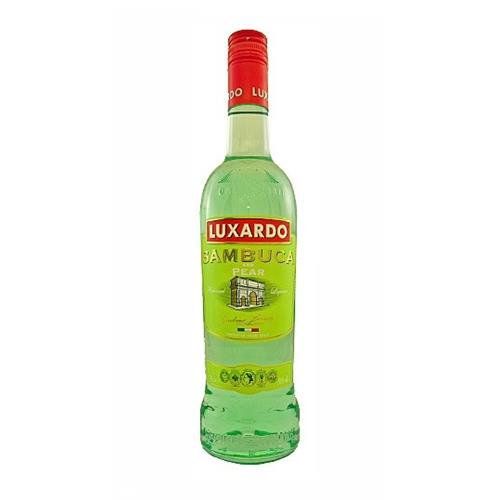 Luxardo Sambuca and Pear 38% 70cl Image 1