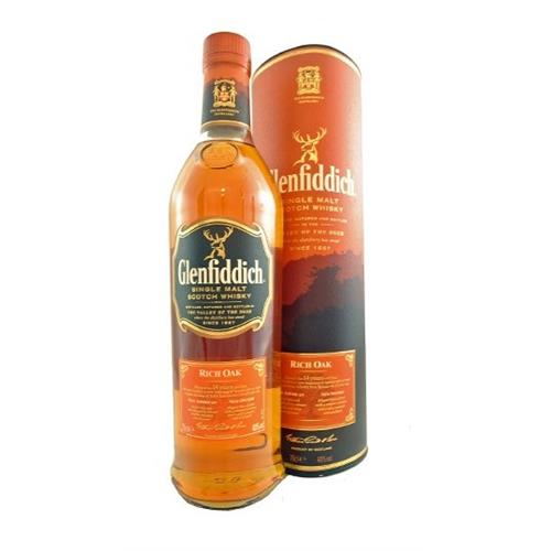 Glenfiddich Rich Oak 14 years old 40% 70cl Image 1