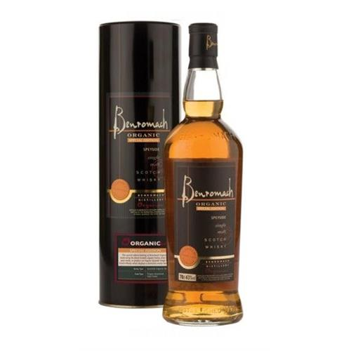 Benromach Organic Special Edition 43% 70cl Image 1