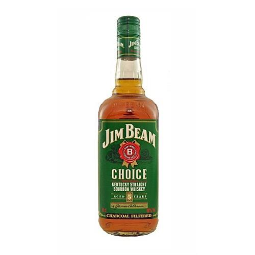 Jim Beam Green Label 5 Years old 40% 70cl Image 1