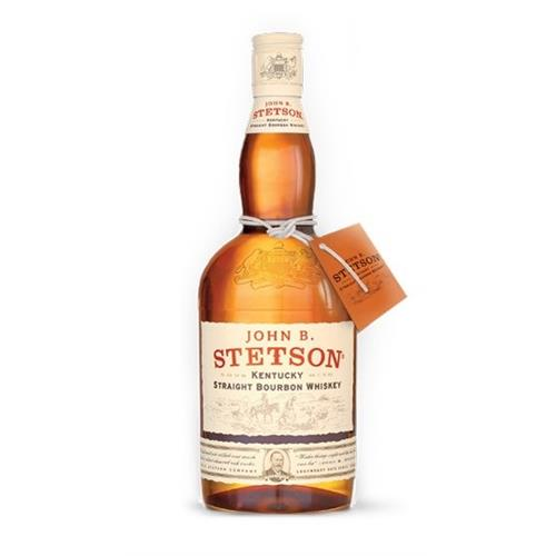 John B Stetson Bourbon 42% 70cl Image 1