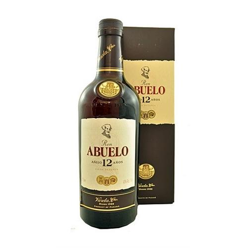 Ron Abuelo 12 Year Old Gran Reserva 70cl Image 1
