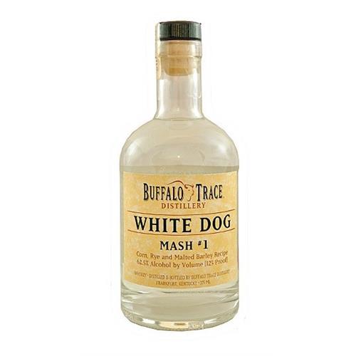 Buffalo Trace White Dog Mash 62.5% 375ml Image 1
