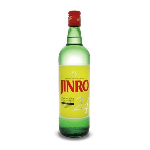 Jinro Soju 24 24% vol 70cl Image 1