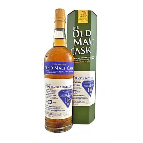 Royal Brackla 12 years old OMC Diamond Jubilee Edition 50% 70cl Image 1