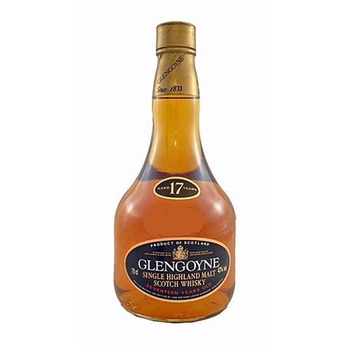 Glengoyne 17 years old 43% 70cl (old Style Bottle) Image 1