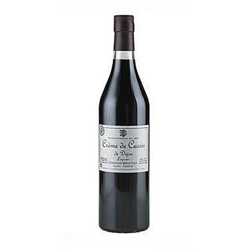 Creme de Cassis de Dijon Edmond Briottet 20% 70cl Image 1