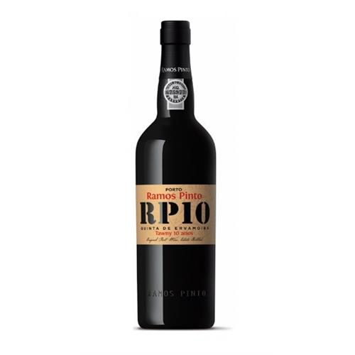 Ramos Pinto 10 years old Tawny Port Quinta de Ervamoira 20% 75cl Image 1