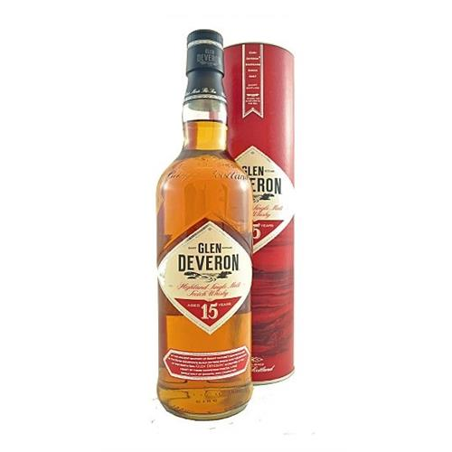 Glen Deveron 15 years old 40% 70cl Image 1
