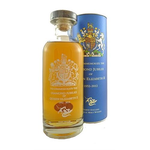 St Georges Distillery Diamond Jubilee The English Whisky Company 46% 70cl Image 1