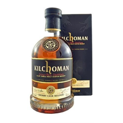 Kilchoman Sherry Cask Release 46% 70cl Image 1